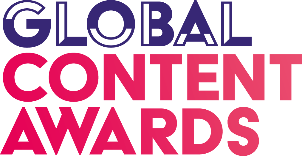 Global Content Awards logo