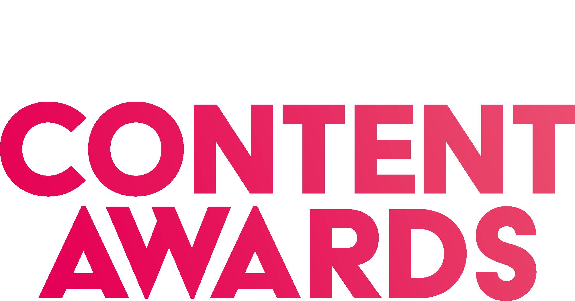 Global Content Awards logo